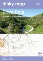 Dinky Map Dove Dale (Waterproof)