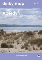 Dinky Map Aberdyfi (Waterproof)