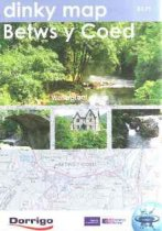 Dinky Map Betws-y-Coed (Waterproof)