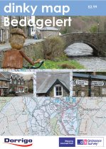 Dinky Map Beddgelert (Waterproof)