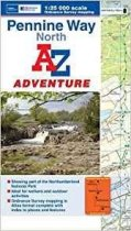 Pennine Way (North) Adventure Atlas