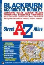 Blackburn & Burnley Street Atlas