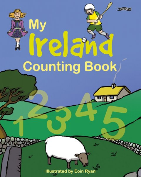 My Ireland Counting Book