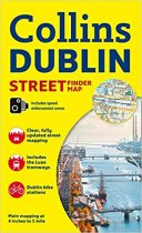 Dublin Colour Streetfinder Map