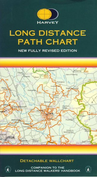 Long Distance Paths Chart