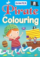 Bumper Pirate Colouring (Brown Watson)