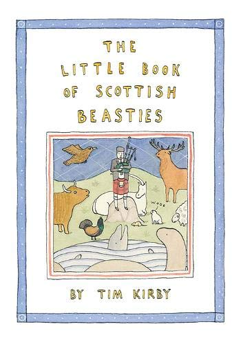 Little Book of Scottish Beasties, The (Oct)