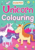 Bumper Unicorn Colouring (Apr)