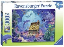 Jigsaw XL Deep Sea Treasure 300pc
