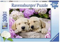 Jigsaw XL Cute Friends 300pc