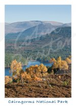 Cairngorms National Park, Highlands 1 Magnet (V CB)