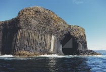 Fingal's Cave, Staffa Postcard (H Std CB)