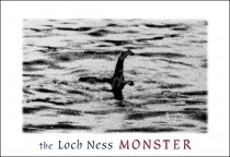 Loch Ness Monster (Surgeons photo) Postcard (H Std CB)