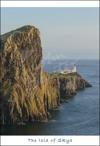 Neist Point, Isle of Skye Postcard (V Std CB)