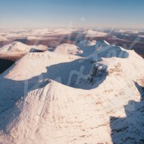 Beinn Eighe, Wester Ross Greetings Card (CB)