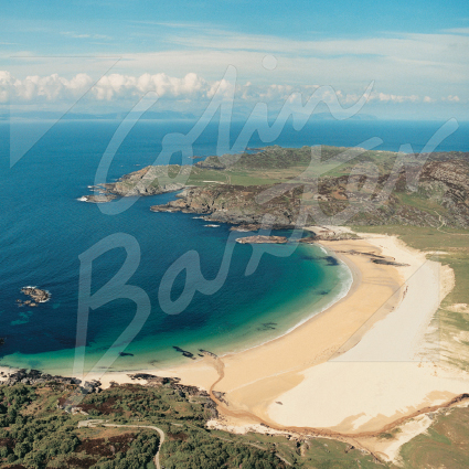 Kiloran Bay, Colonsay Greetings Card (CB)