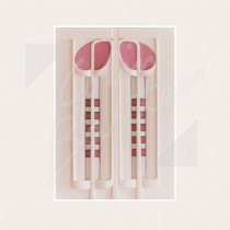 Mackintosh Wardrobe Detail, Hill House Classic Greetings Card