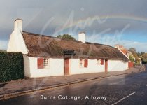 Burns Cottage, Alloway, Ayrshire Magnet (H CB)