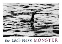 Loch Ness Monster Magnet (Surgeons photo) Magnet (H CB)