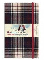 Tartan Cloth Notebook Large: Dress