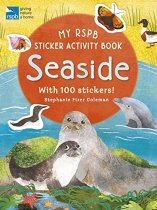 My RSPB Sticker Activity Book: Seaside (Jul)