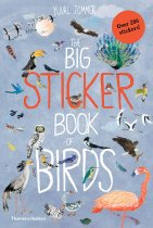 Big Sticker Book of Birds, The (Jul)