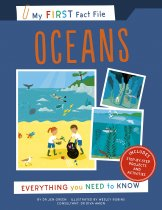 My First Fact File: Oceans (Aug)