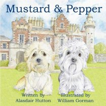 Mustard & Pepper (Curly Tale)