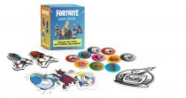 Fortnite Loot Pack: Pins Patch Magnets & Sticker (Sep)