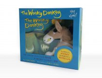 Wonky Donkey Book & Toy (Oct)
