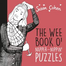 Wee Book o' Napper Nippin' Puzzles (Feb)