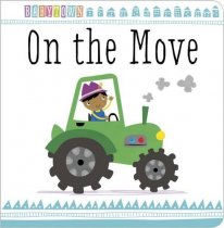 On the Move Board Book