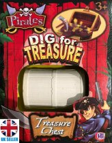 Pirate Dig for Treasure (RRP £1.99v) (DPU12)