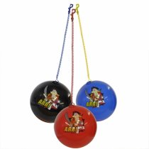 Pirate Ball on Keychain (RRP £1.99v)