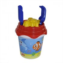 Fish Print Bucket Set (RRP £4.50v)