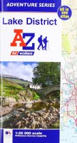 Lake District Adventure Atlas (Nov)