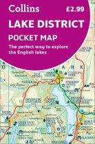 Lake District Pocket Map (Feb)
