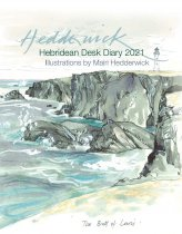 2021 Diary Hebridean Desk (RRP £12.99v) (May)