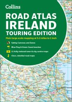 Road Atlas Ireland Touring Edition (Feb)