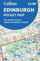 Edinburgh Pocket Map (Feb)