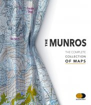 Munros: Complete Collection of Maps, The