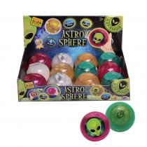Alien Invasion Astro-Sphere Balls (RRP £1.99v) (CPU12)(Feb)