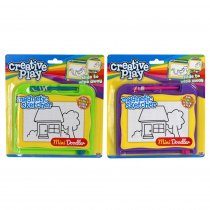 Creative Play Magnetic Sketcher (RRP £1.99v)(Feb)