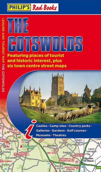 Red Books: The Cotswolds (Feb)