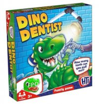 Traditional Games Dino Dentist (Mar)