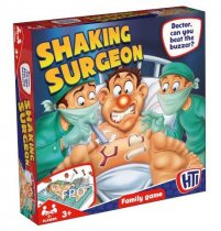 Traditional Games Shaky Surgeon (Mar)