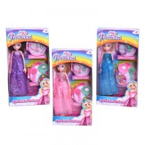 Enchanted Princess Doll (RRP £2.99v)(Feb)