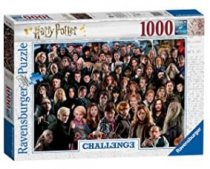 Jigsaw Challenge Harry Potter 1000pc (RRP £13.99v)