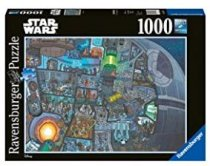 Jigsaw Where's Wookie? 1000pc (RRP £13.99v)