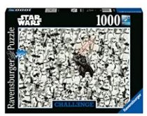 Jigsaw Challenge Star Wars 1000pc (RRP £13.99v)